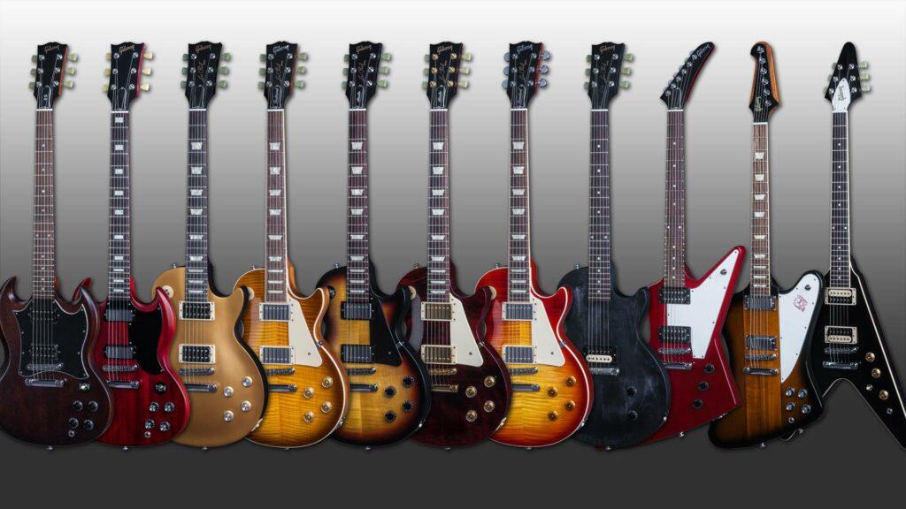 gibson 2016, гитары gibson 2016 года