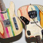 Гитары из скейтбордов Prisma Guitars