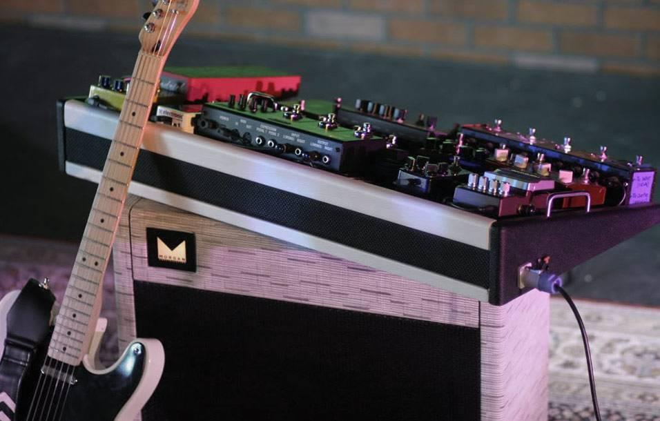 педалборды гитаристов, педалборды известных гитаристов