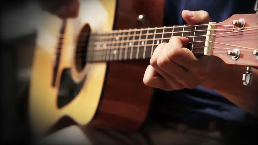 Аккорды для акустической гитары