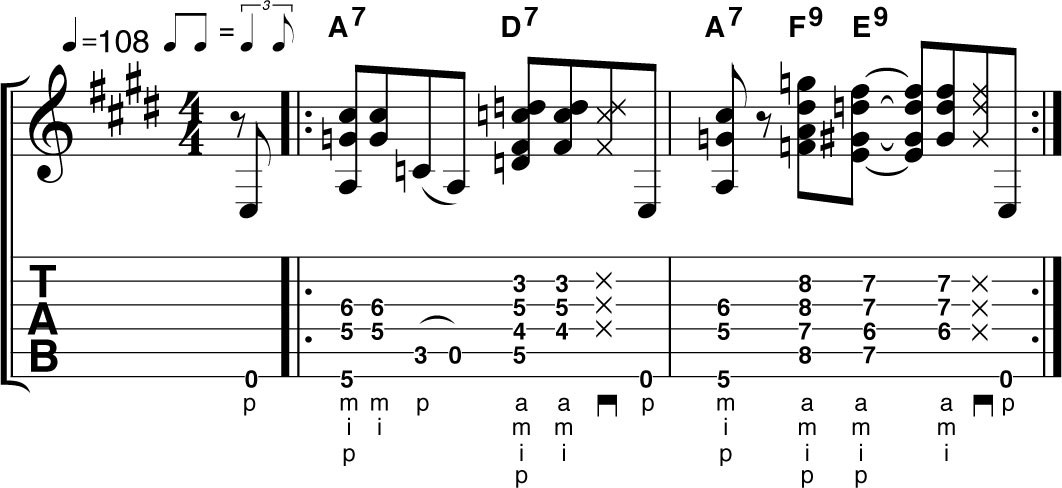 blues-chords-tab