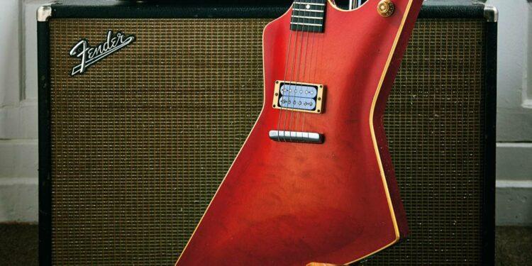 Malmberg Explorer, Malmberg Explorer guitar, гитара Malmberg Explorer