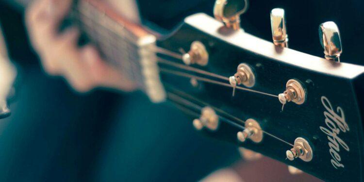 виды гитарных строев