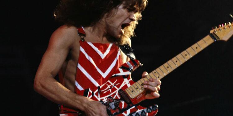 как играть на гитаре в стиле эдди ван халена