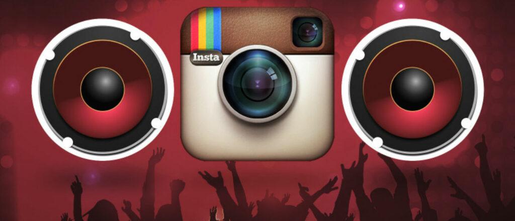 instagram для музыкантов