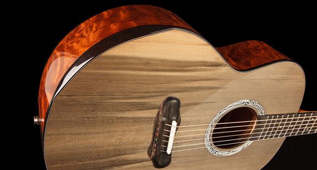 Акустическая гитара Слэша