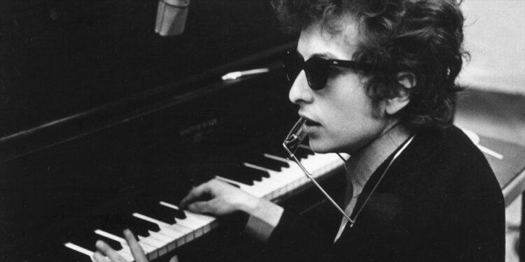 Продан архив Боба Дилана