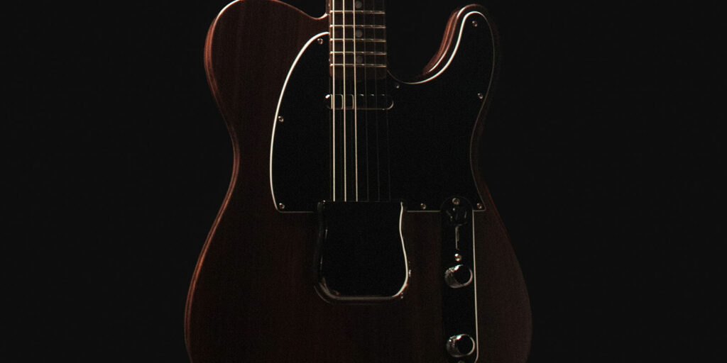Fender Custom Shop George Harrison Tribute