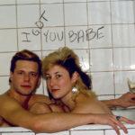 Джоанна Стингрей опубликовала редкие фото звезд русского рока