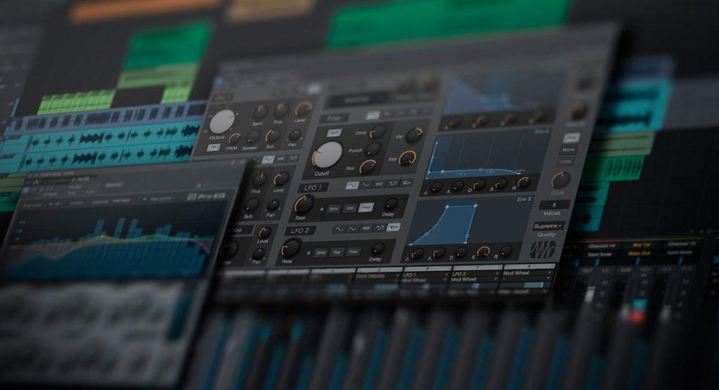 PreSonus выпустила обновление Studio One 3.2