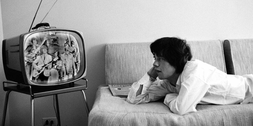 Редкие фото Rolling Stones
