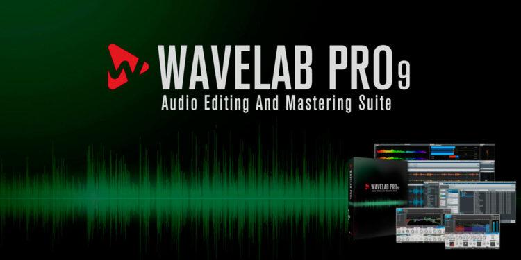Что нового в Steinberg WaveLab 9