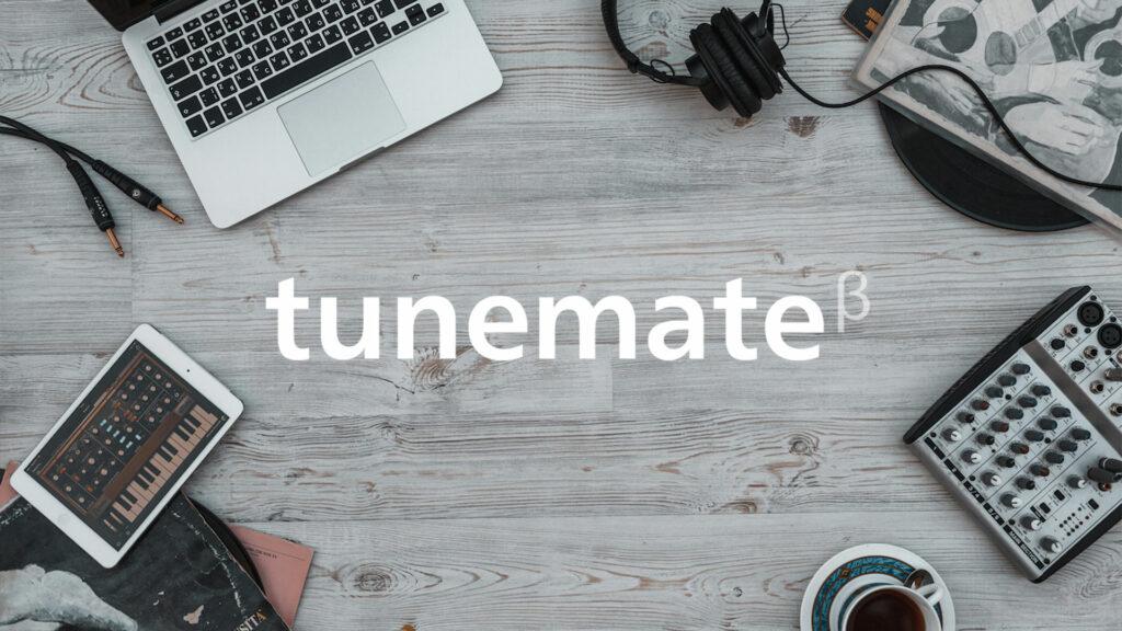 Сервис для музыкантов Tunemate