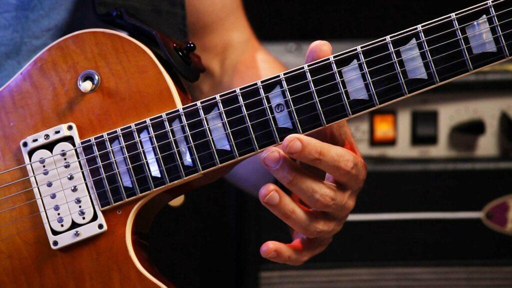 натуральные флажолеты для начинающих гитаристов