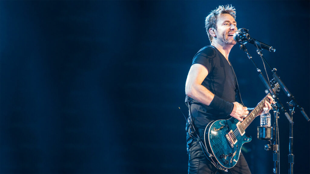 Гитарный стиль Nickelback