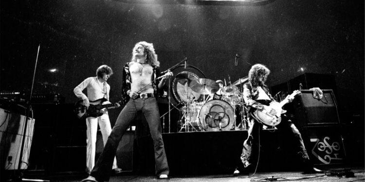 Led Zeppelin снова обвиняют в краже мелодии Stairway To Heaven