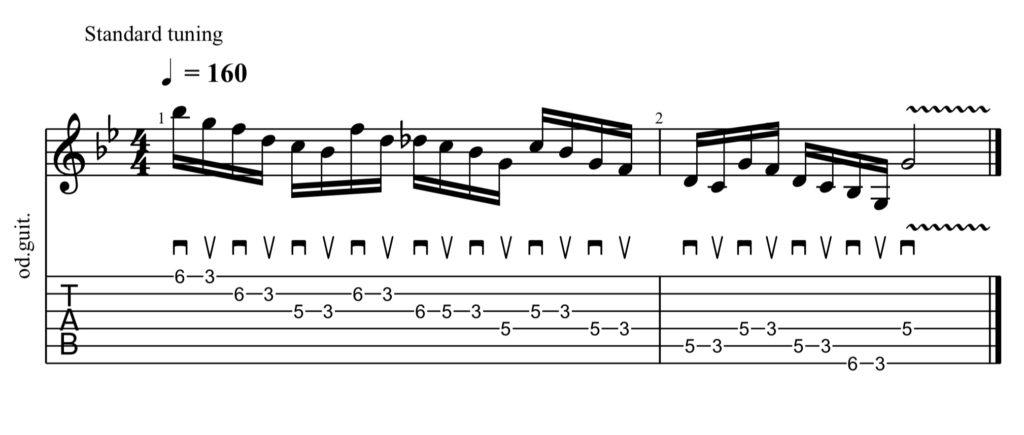 Марк Тремонти упражнения для гитаристов
