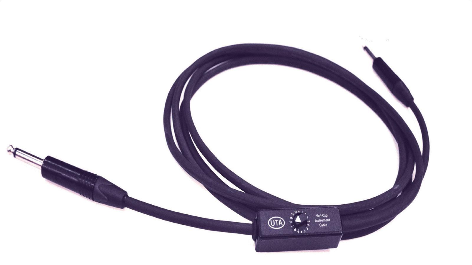 Гитарный кабель UnderTone Audio Vari-Cap