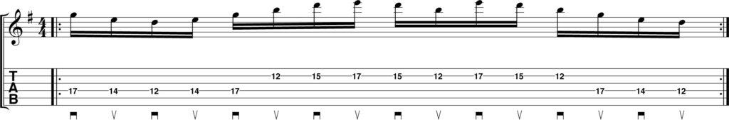 упражнения для гитаристов от энди джеймса