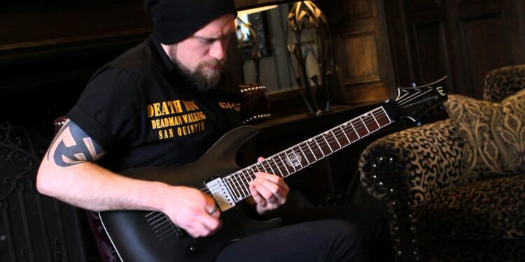 Упражнения для гитаристов