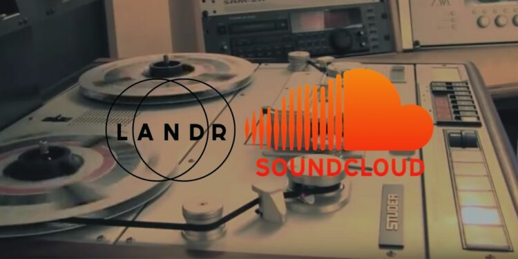 LANDR SoundCloud
