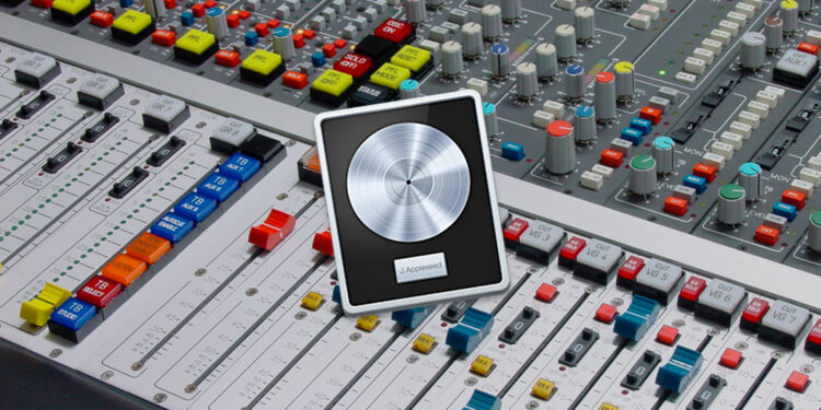 VCA-группы в Logic Pro X