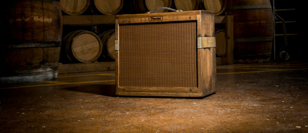 NAMM 2016: Fender 80 Proof Blues Junior Amp