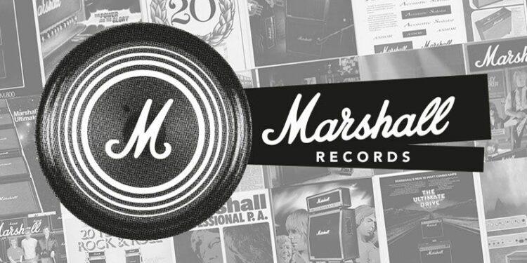 Marshall запустила собственный лейбл звукозаписи