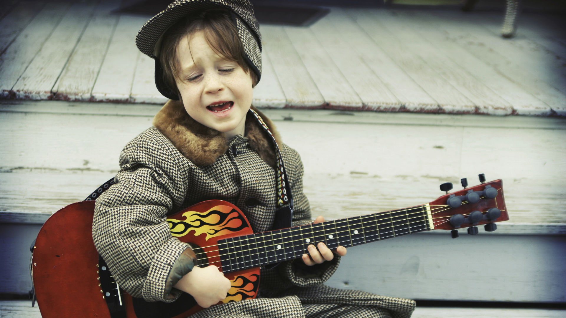 Прикольные картинки на гитаре