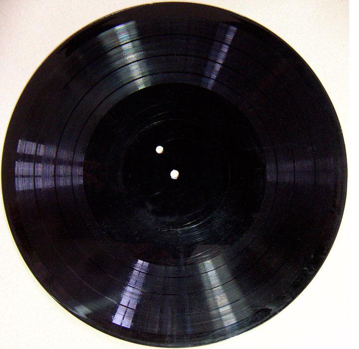 Первая запись компьютерной музыки