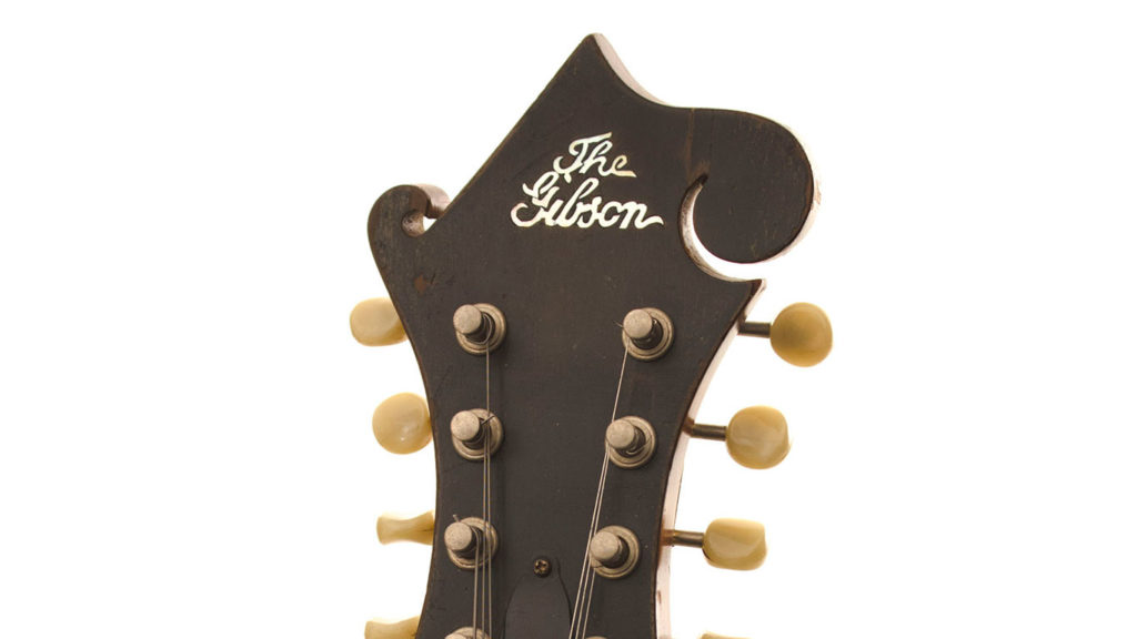 Мандолина Gibson F2, 1932 год