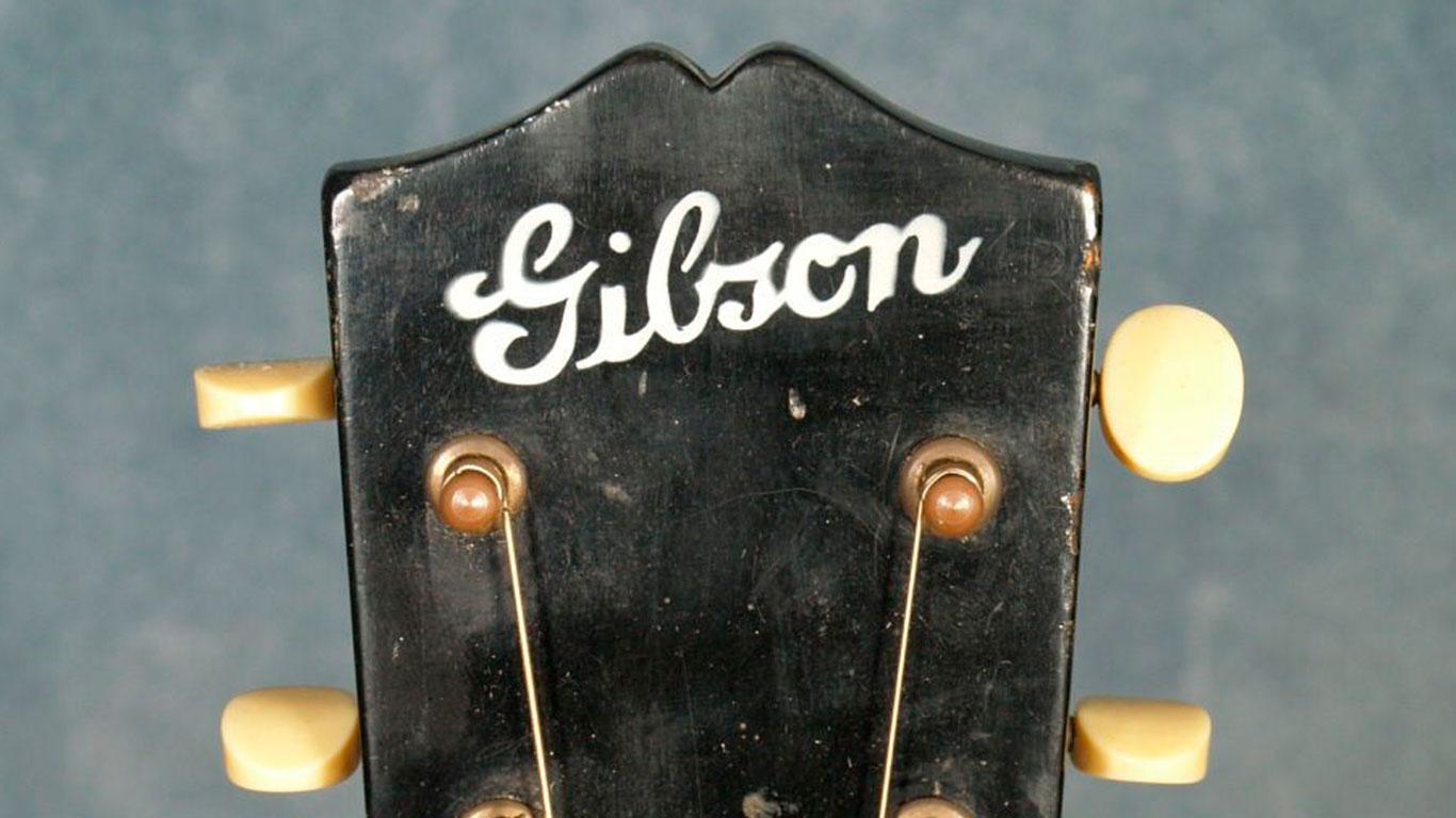 Мандолина Gibson L50, 1935 год