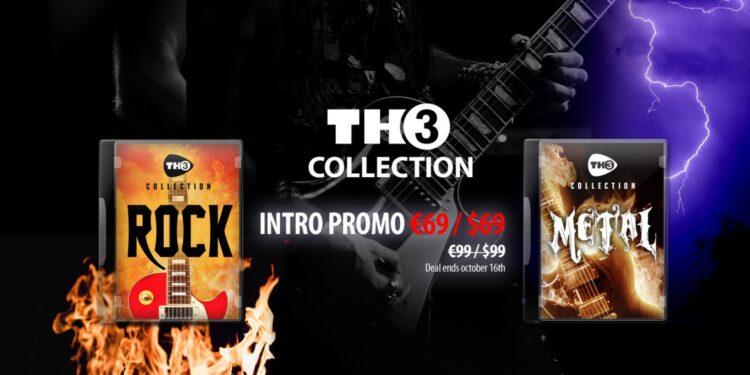 TH3 Rock и TH3 Metal