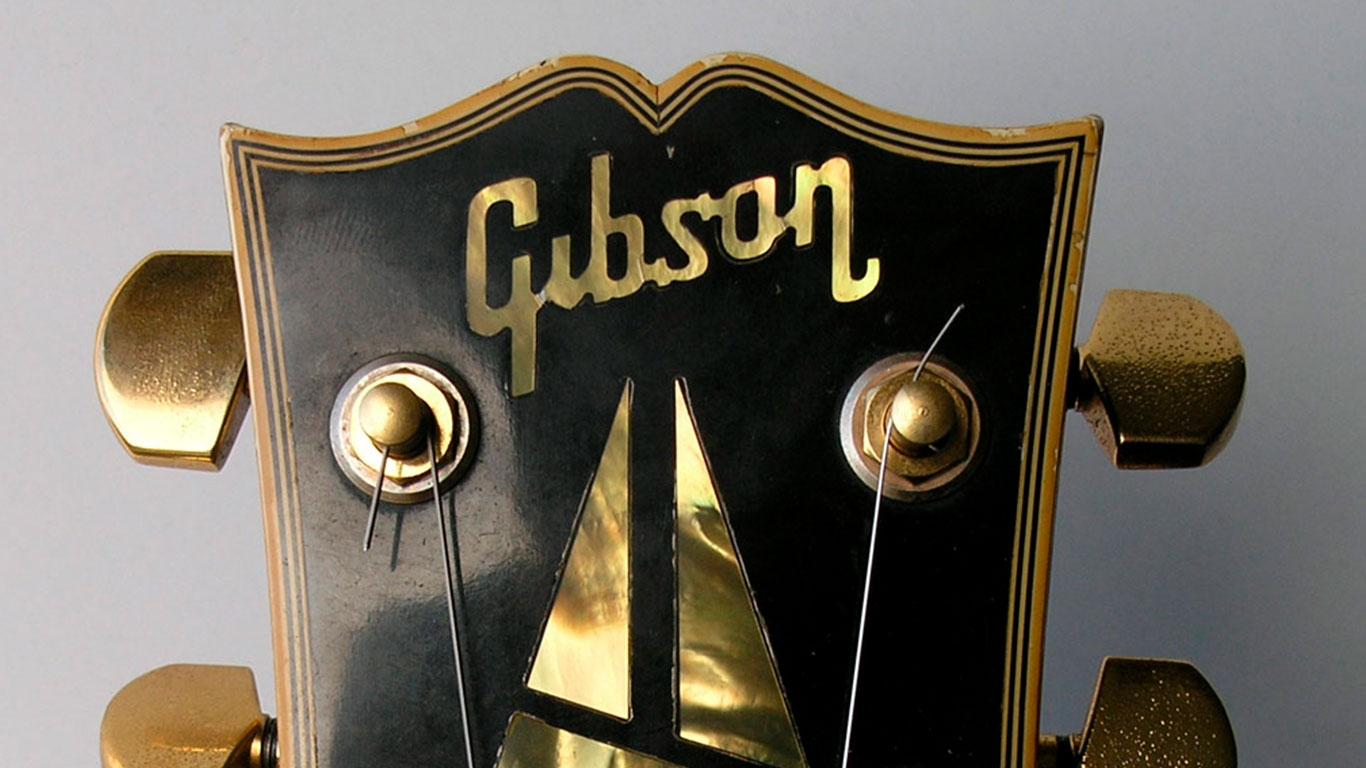 Gibson Les Paul Custom, 1972 год