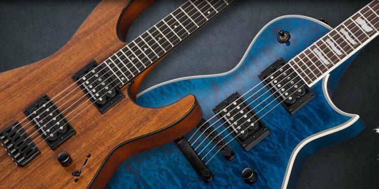 ESP 2017, ESP LTD 2017, новые электрогитары ESP 2017 года