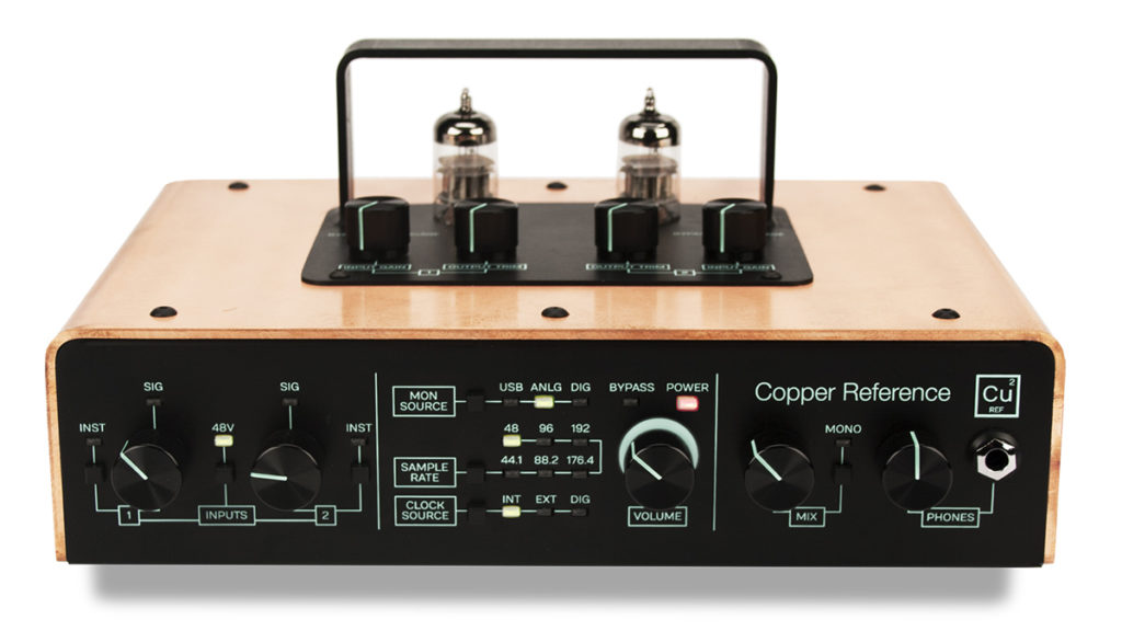 Tracktion Waveform DAW Tracktion Copper Reference