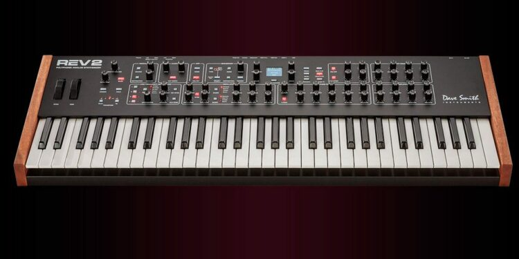 Синтезатор Dave Smith Instruments REV2