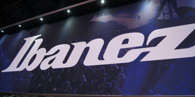 Ibanez 2017 года на NAMM 2017