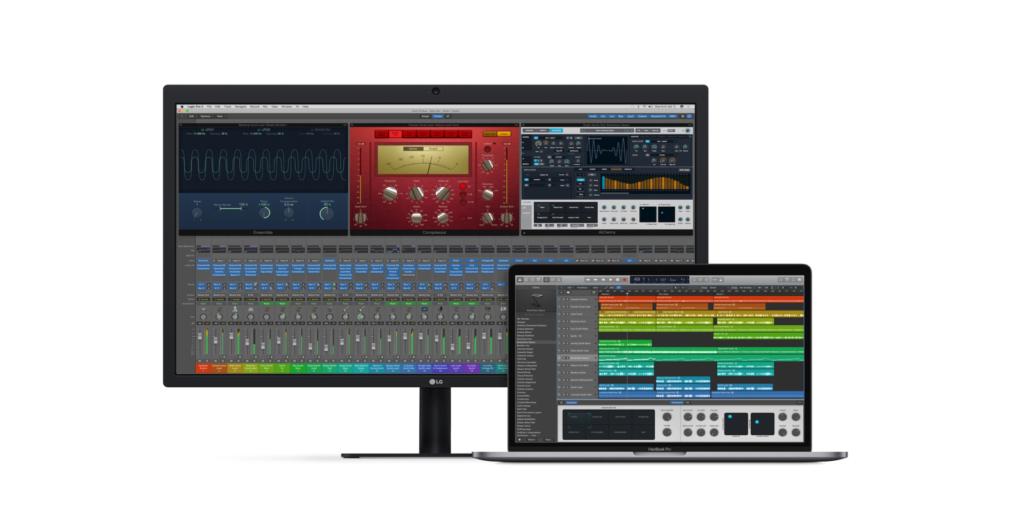 Обновление Logic Pro X 10.3