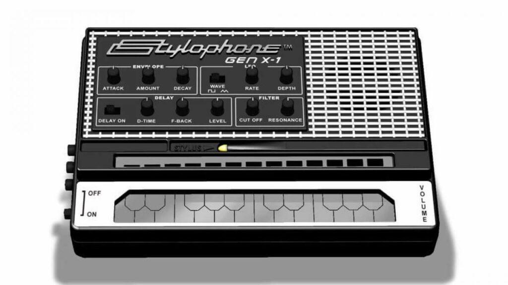Стилофон Dubreq Stylophone Gen X-1
