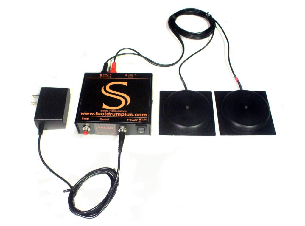 Ударная установка для ног FootDrum Plus Salgo