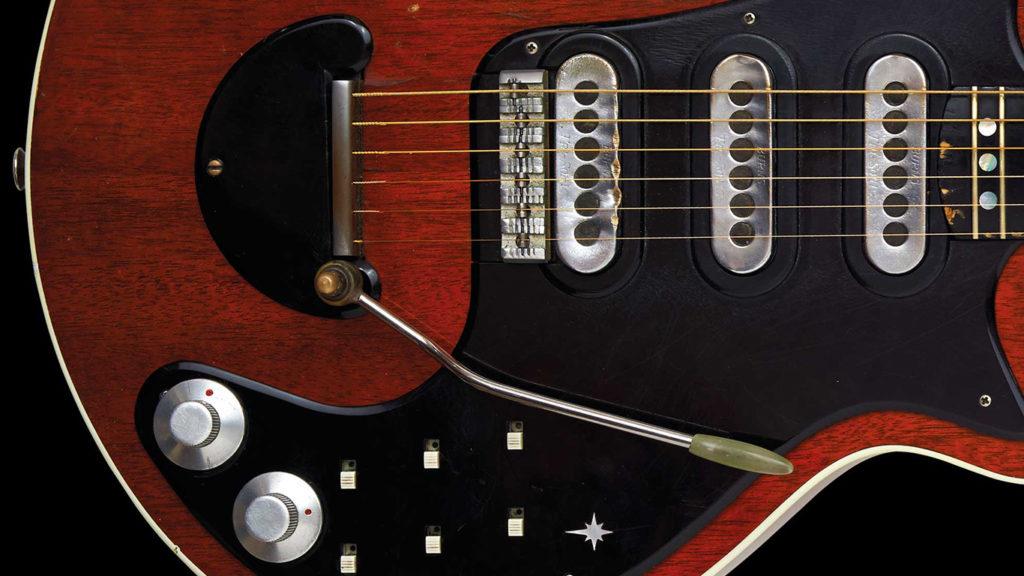 Red Special: гитара Брайана Мэя