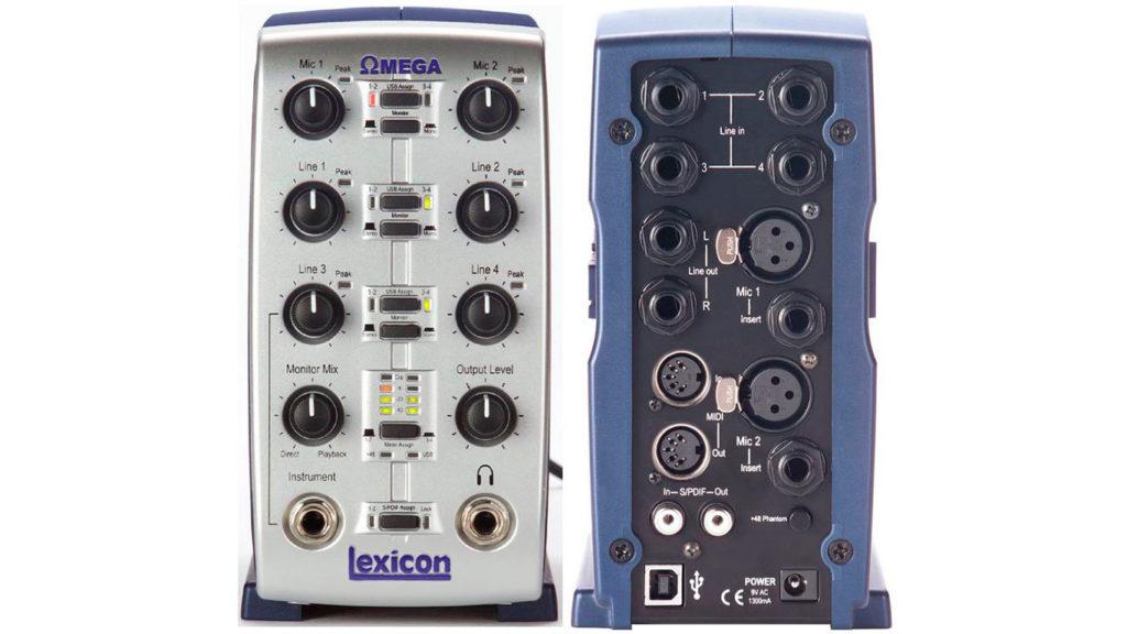 Звуковые карты для домашней студии звукозаписи