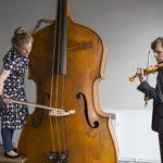 Необычные музыкальные инструменты: октобас