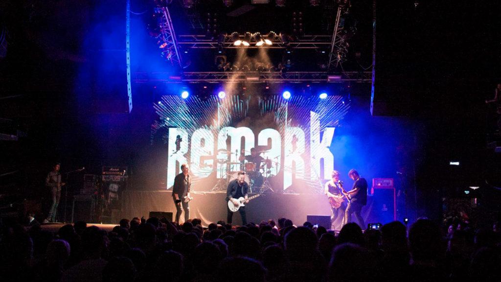 Рок-группа REMARK, Москва