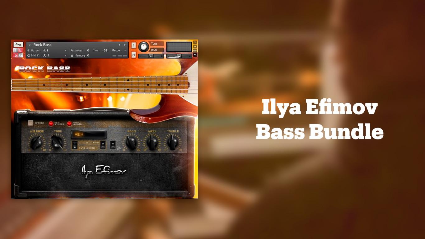 Ilya Efimov Bass Bundle