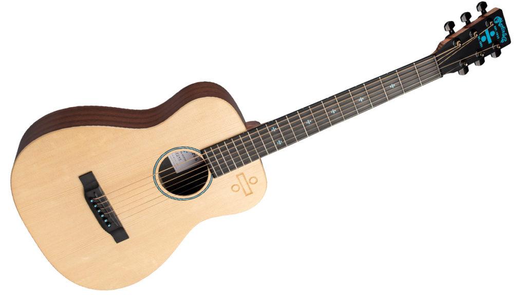 Martin Ed Sheeran Divide Signature Edition, гитара Эда Ширана