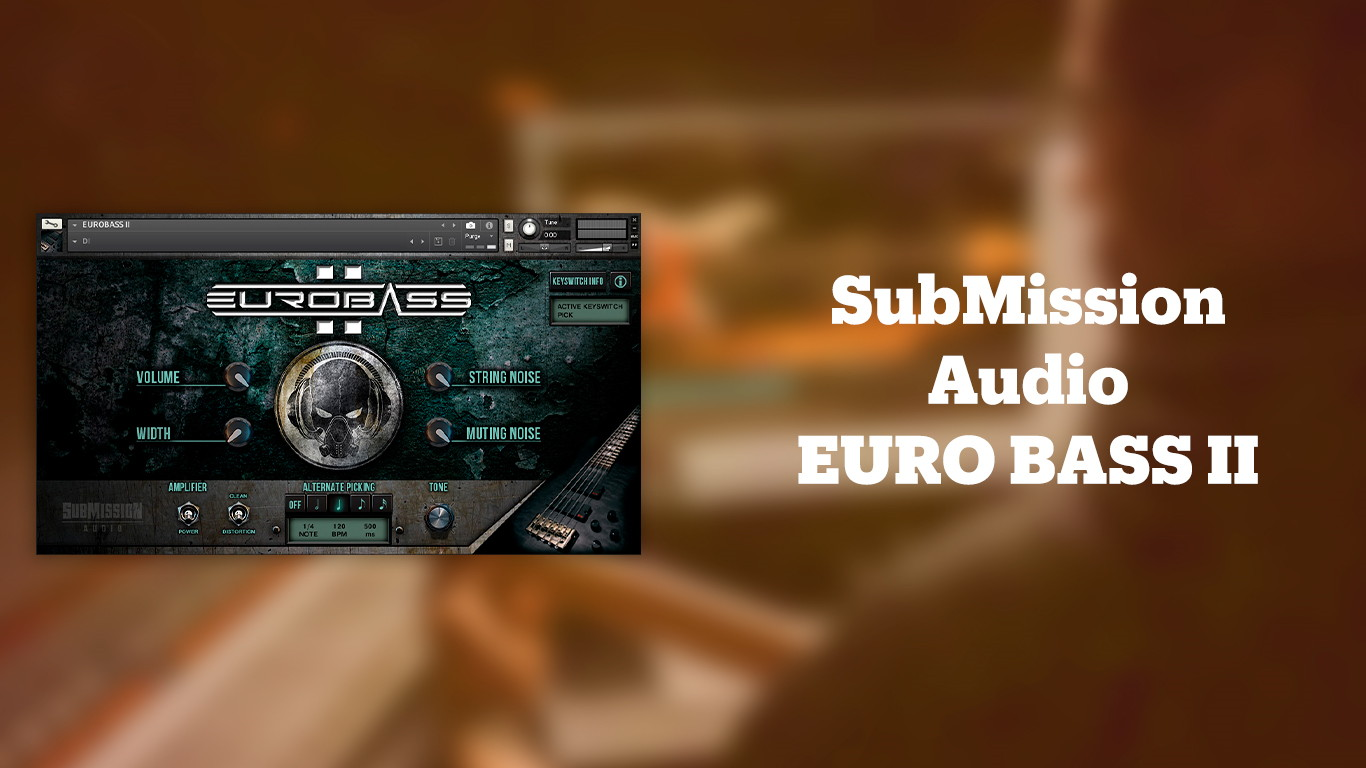 SubMission Audio EURO BASS II