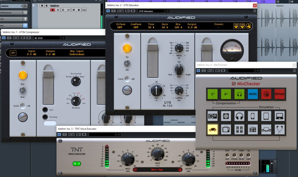 Audified Studio Bundle