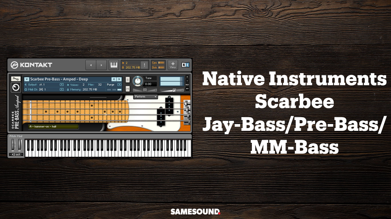 scarbee jay bass review